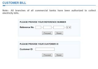 Check Online Lesco Wapda Bill