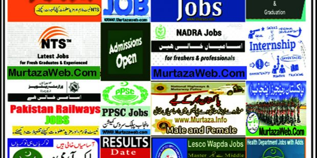 All Pakistan Jobs Category Wise