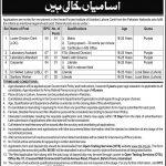 Armed Forces Institute Of Nutrition Jobs December 2018