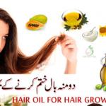 Damaged Hair Repair in Urdu Latest