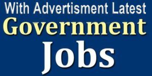 Govt. Jobs Latest