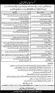 Pakistan Edification Services Jobs December 2018 Latest