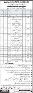 Medical Staff jobs January 2019 in District Health Authority in Umerkot