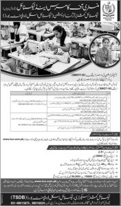 Ministry of Commerce & Textile Division Development Karachi Jobs for stitching Machine Operator