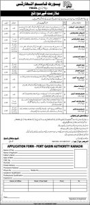 Port Qasim Authority P-Q Jobs 2019 for Director General, and more