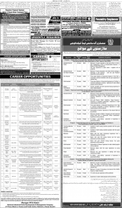 National Industrial Parks Development & Management Company Shahrah-e-FaIsal, Karachi jobs 2019 for Manager Accounts, Manager Technical, Electrical Engineer, Project Manager and much more