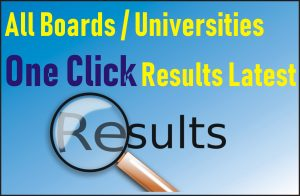 Matric Result 2019 All Punjab Boards, Check Online Result