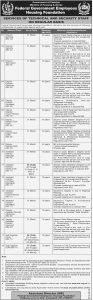 Federal Government Employees Housing Foundation Jobs 2019 for Director Planning Director Security Director Technical Deputy Director Security and more