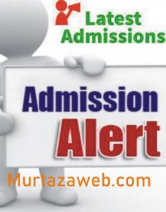 Admissions All Universities Latest