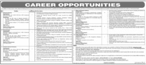 Public Sector NTS Jobs 2020 for Director Finance, Assistant Director, Office Assistant