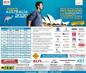 Study in Australia 2020, Destination for International Students from Around the World