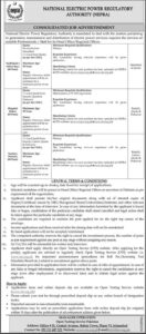 NEPRA OTS Jobs at Islamabad 2020  Open Testing Service Jobs in Pakistan