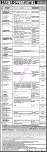 Pakistan Atomic Energy Commission PAEC Male and Female Jobs 2020