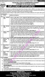 Public Private Partnership Authority (PPPA) Chief Executive Officer Jobs 2020