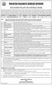 Ministry Of Railways Assistants Jobs 2020, Murtazaweb.com