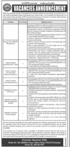 Peshawar Electric Supply Company Pesco Management Latest Jobs 2020