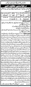 Senior Civil Judge Office District And Session Court Sialkot Latest Jobs 2020