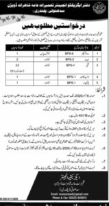 Construction And Building Department Ajk Road Inspector Latest Jobs 2020