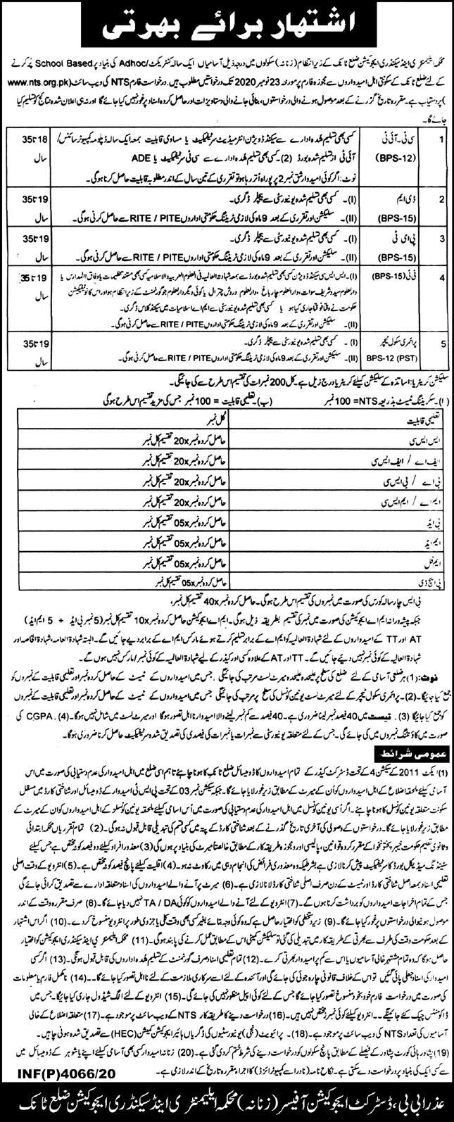Elementary And Secondary Education Department Tank Teaching Latest Jobs 2020