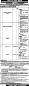 Medical And Teaching Institution Hayatabad Medical Complex Latest Medical Jobs 2020