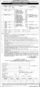 Ministry Of Planning Development And Special Initiatives Islamabad Latest Udc Jobs 2020