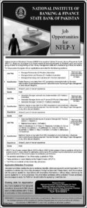 National Institute Of Banking And Finance State Bank Of Pakistan Latest Islamabad Management Jobs 2020
