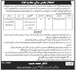 Disabled Person Livestock And Dairy Development Jobs 2021