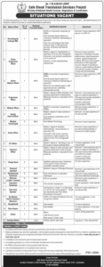 Ministry Of National Health Services Regulations And Coordinations Mnhsrc Islamabad Jobs 2020