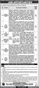 Ogdcl Management Jobs In Jang Newspaper 2020 Oil And Gas Development Company