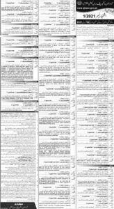 AJKPSC Jobs 2021 Latest Advertisement, Apply Online - www.ajkpsc.gov.pk