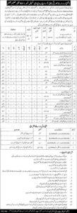 Education Department Jhelum Jobs January 2021 for Driver, Naib Qasid, Chowkidar