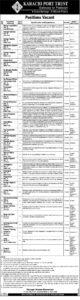Karachi Port Trust KPT Fireman Jobs 2021 Application Form - www.kpt.gov.pk