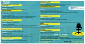 Maroof International Hospital Islamabad Jobs 2021 Latest Advertisement