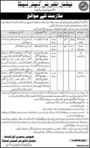 NICL Jobs 2021 in Karachi, National Insurance Company Limited for Software Development Manager