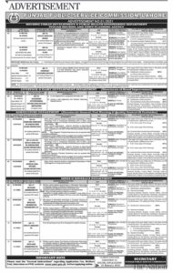 PPSC Jobs 2021 Advertisement No. 01 ppsc website - www.ppsc.gop.pk