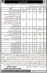 Services & General Administration Department Jobs 2021 for Security Man