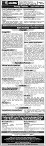 Shaheed Zulfiqar Ali Bhutto Institute Jobs 2021 for Management