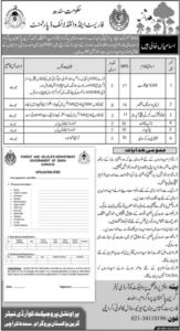 Forest & Wildlife Department Jobs 2021 in Karachi for Data Processing Officer