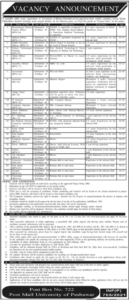 Public Sector Organization Medical Officer Jobs 2021 in Peshawar KPK