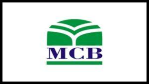 MCB Bank Jobs 2021 for Management Staffing.