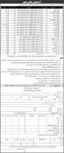 Pak Army 701 Regional Workshop Okara Cantt Jobs 2021