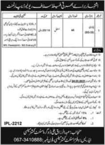 Revenue Department Jobs 2021 For Patwari in Mailsi