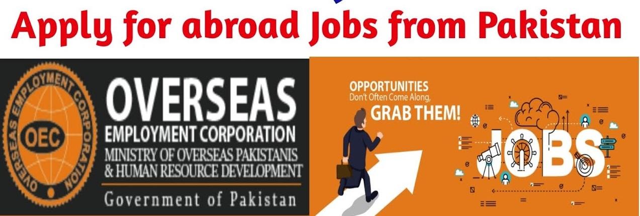 Jobs in Overseas