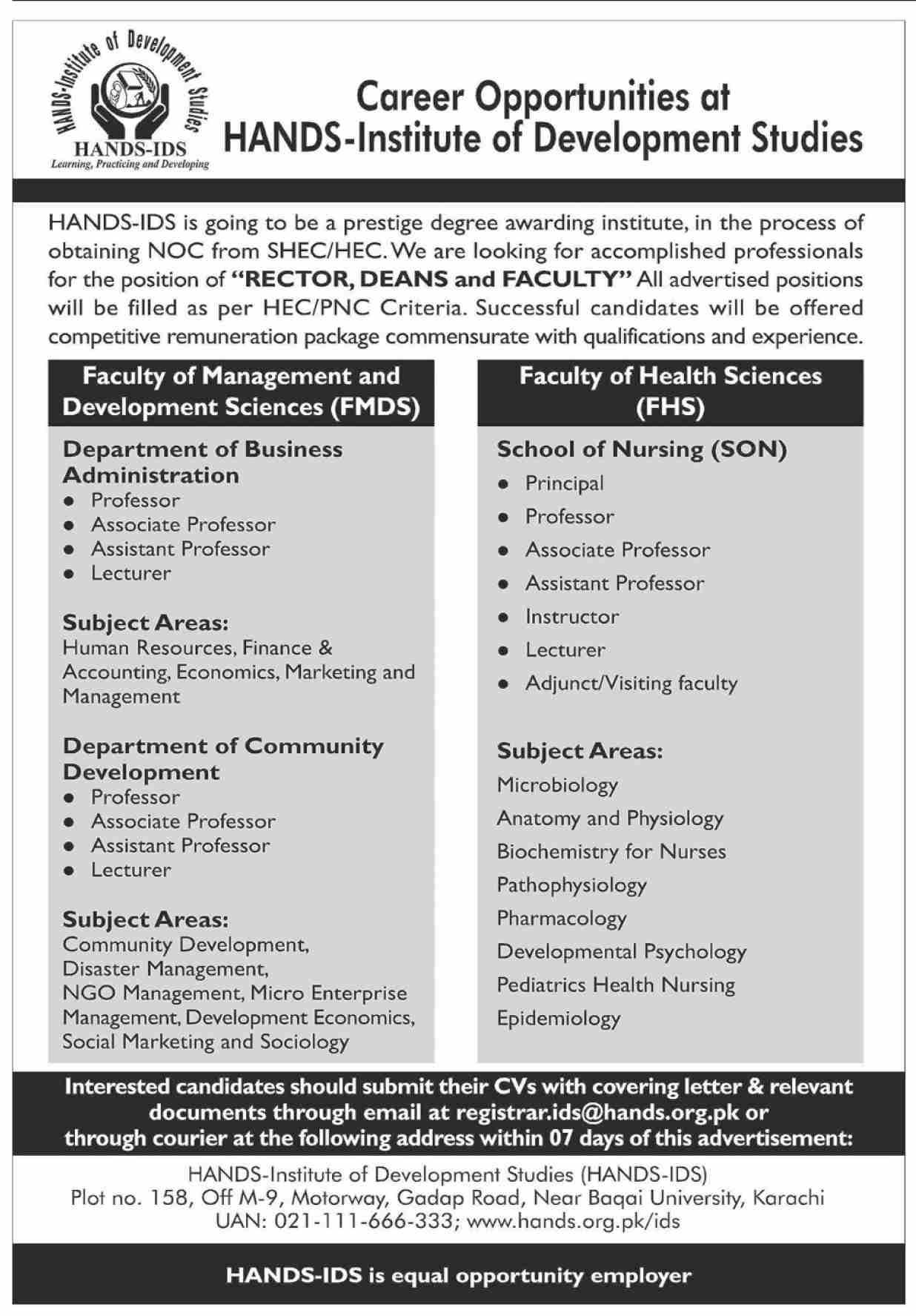 Institute of Development Studies Jobs June 2021 (100 Posts)