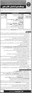 The latter jobs were advertised at Pesco Assistant Lineman Jobs Peshawar Electric Supply Company PESCO on 28 June 2021. In order to apply for these posts, interested candidates must meet the eligibility criteria. Details and eligibility criteria for vacancies are set down below. The last day for this chance is July 12, 2021. Details of Pesco Assistant Lineman Jobs in Peshawar, KPK 2021 Date Posting 27-06-2021 Category Government Jobs Newspaper Aaj News Qualifications Matriculation Organization Peshawar Electric Supply Company PESCO Location PeshawarPakistan Age Limit 18 to 30 Last Date 12-07-2021 Pesco Assistant Lineman Jobs Pesco Opportunities Written Test will be announced soon. The test will be conducted at the following Regions Abbottabad Bannu Chitral D.I.Khan Dir Kohat Mardan Mansehra Nowshera Peshawar Swabi Swat Pesco Assistant Lineman Jobs Advertisement June 2021