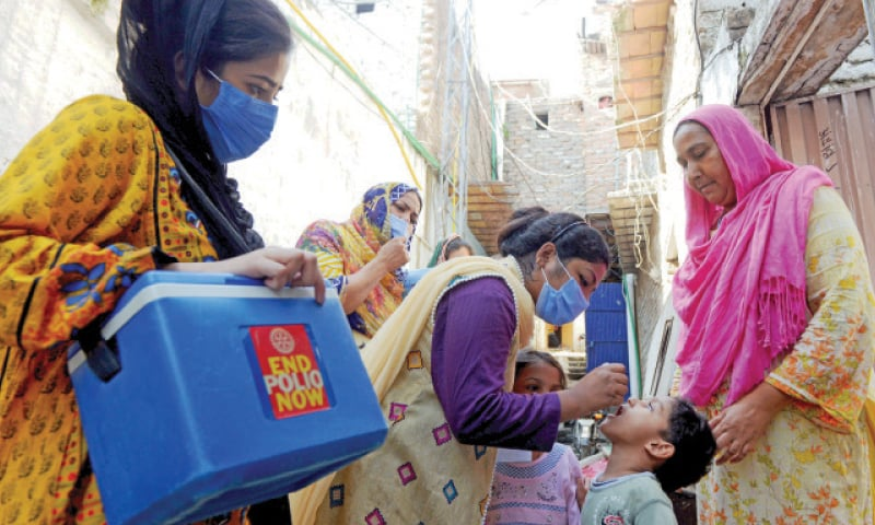 Polio Workers Jobs